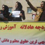 ۲۳ عکس از اعتراضات معلمان در تهران ، سنندج ، دیواندره و چندین شهر دیگر