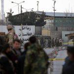 حمله افراد مسلح به بزرگترین بیمارستان نظامی کابل  دستکم ۴۹ نفر کشته و ۶۳ نفر زخمی شده اند