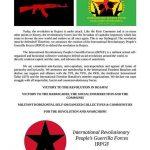 ویدیویی از حضور آنارشیستها در روژاوا