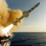 حمله آمریکا به پایگاه هوایی ارتش سوریه با ۵۹ موشک تاماهاک از نوع کروز