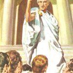 سیسرو، از آنارشیسم رواقی تا شهید جمهوریت
