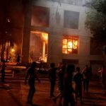 برکناری وزیر کشور و رییس پلیس پاراگوئه به دنبال ادامه اعتراض ها و قتل یک معترض