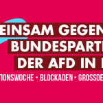 تهدید تظاهرات ۲۲ آوریل کلن به « حمام خون رنگین» که بر علیه نشست  « آلترناتیو برای آلمان» است