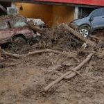 رانش زمین در کلمبیا جان بیش از ۲۱۰ نفر را گرفت