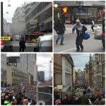 حمله تروریستی یک کامیون به فروشگاهی در استکهلم «سه کشته و چندین زخمی برجای گذاشت»