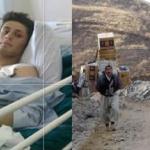 دانشجوی کولبر کورد سردشتی پس از یک ماه مجروحیت جانش را ازدست داد + عکس