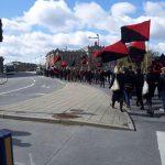 عکس ها و ویدئوهای تظاهرات آنارشیستها در اول ماه می ۲۰۱۷ در ترکیه ، بلژیک و سوئد