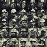 ۳ ویدئو از اعتراض معدنچیان به حسن روحانی همان خشم و شورش تهیدستان و گرسنگان است که در قعر زمین زنده به گور مَی شوند