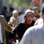 شمار قربانیان انفجار شدید تروریستی در کابل از رقم ۸۰ کشته و ۳۵۰ زخمی گذشت +عکس
