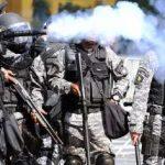 ارتش برزیل برای مهار و سرکوب معترضان به کمک دولت آمد