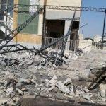 یک مکتب دخترانه در غزنی با بمب منفجر شد