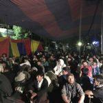 نشست خبری تحصن کنندگان معترض کابل + عکس