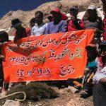 ویدئو تیراندازی ماموران نظامی بسوی هیت های کوهنوردی، در کوههای «سپی ریزه» شهرستان اشنویه + عکس
