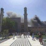 انفجاری در هرات ۲۵ کشته و زخمی برجا گذاشت