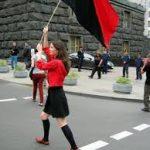 رزمایش رژیم از دید آنارشیستهای ایرانی