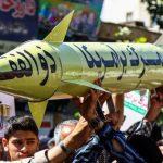 آتش زدن پرچم اسرائیل و آمریکا، نمایش تروریسم و توحش