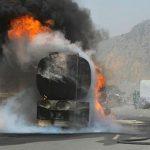 انفجار یک تاتکر سوخت در پاکستان دستکم ۱۵۰ کشته برجای گذاشت