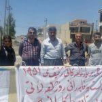 امضا پتیشن در حمایت از تحصن و مطالبات جمعی از پناهندگان در اقلیم کردستان