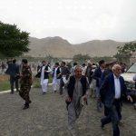 وقوع سه انفجار در نزدیکی مراسم تشییع یکی از جانباختگان تظاهرات جمعه کابل ۲۲ کشته و ۸۷ زخمی برجای گذاشت