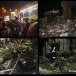 انفجار در شیراز ۳۷ زخمی برجای گذاشت