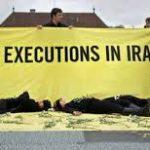 خداحافظی تلخ زن اعدامی با نوزادش در مشهد