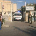 تا این لحظه حداقل ۳ کشته و ۶ زخمی در تیراندازی یک سرباز به دیگر سربازان در پادگان آبیک قزوین