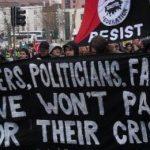 چند عکس و ویدئویی از چهره واقعی و خشونت عریان دموکراسی کاپیتالیستی در هامبورگ آلمان