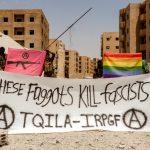 آنارشیستها در یگان ویژه دگرباشان جنسی در جنگ با داعش