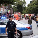 در جریان حمله مهاجمی با چاقو در هامبورگ یک تن جان باخت و چند نفر زخمی شدند