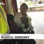 آلمان؛ رفتار خشن نگهبانان قطار با مردی سیاهپوست +ویدئو