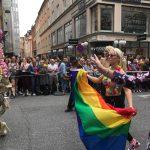 عکسهای فستیوال پراید در روز شنبه استکهلم