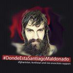 چند عکس از تظاهرات گسترده هزاران نفر در اعتراض به ناپدید شدن آنارشیست آرژانتینی #DondeEstaSantiagoMaldonado