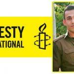 بررسی وضعیت رامین حسینپناهی در دیدار با مسئول عفو بینالملل در برلین و عاصمه جهانگیر