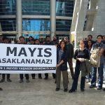 Los Distribuidores del periódico Meydan fueron condeando a prisión