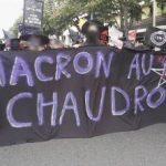 ویدئویی از دومین روز اعتراض سراسری فرانسه نسبت به لایحه قانون کار ماکرون