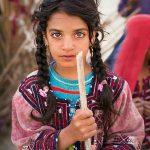 ۲-  عکسهایی از کودکان محروم و مظلوم بلوچستان که ننگ حکومت اختلاسگران اسلامی است
