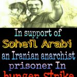 Soheil Arabi : Here, telling the truth is forbidden. But I am an anarchist, hence I don't obey the ban