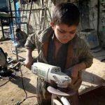 اعتراض کاربران توئیتر به دستگیری وحشیانه کودکان کار از جمله کودکان افغان و انتقال به اردوگاه جهت اخراج از ایرا ن