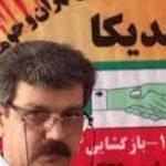 رضا شهابی به دلیل افزایش فشارها توسط مقامات قضایی و امنیتی  وارد اعتصاب غذای خشک خواهد شد!