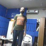 سهیل عربی : موقتا اعتصاب غذایم را شکستم، پیروز شدیم + ۴ عکس جدید از سهیل