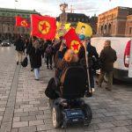 تظاهرات هزاران نفر در کشورهای آلمان، هلند، یونان، فرانسه، انگلستان، ایتالیا، اتریش و حوزه اسکاندیناوی با خواست آزادی عبدالله اوجلان