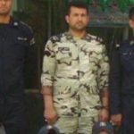زندانیان عرب در زندان فجر دزفول در هنگام نماز شکنجه مى شوند + عکس نادعلى کرمى فرمانده جنایتکار یگان حفاظت زندان