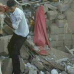 تصاویر کشته و زخمی شدن چندین نفر در حادثه ریزش کوه در منبع آب اهواز