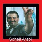 فایل صوتی سهیل عربی : چارهای نیست مگر آنکه قلم را در یک دست و اسلحه را در دست دیگر بگیریم