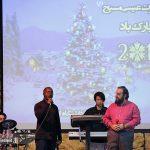 جشن کریسمس درزندان اوین