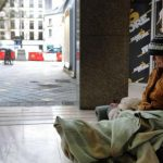در فرانسه هر سال بیش از ۲ هزار نفر از بی خانمانی در خیابان می میرند