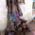 برده داری در لیبی شرم بشریت است  #تجارت_برده #LibyaSlaveTrade