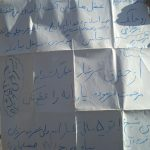 گزارشی از تجمع امروز یزد همراه با ویدئو و عکس
