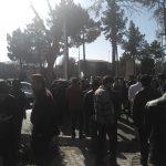 اعتراضات در شهرهای مختلف از جمله در نیشابور، یزد، کاشمرو شاهرود هم علیه فقر، تبعیض، تورم، بیکاری، گرانی و اختلاس