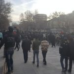 فیلم تظاهرات مردم اصفهان